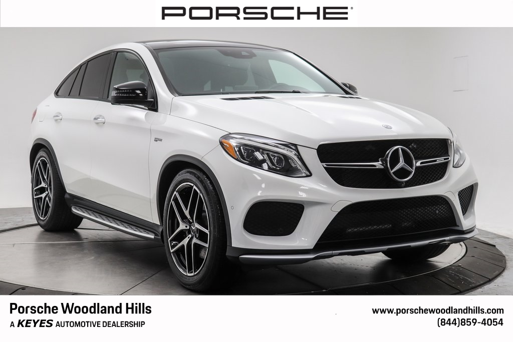 Pre Owned 2017 Mercedes Benz Gle Gle 43 Amg Coupe Coupe In Woodland