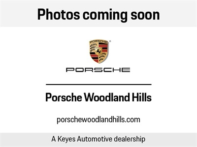 Pre-Owned 2016 Porsche 911 Black Edition