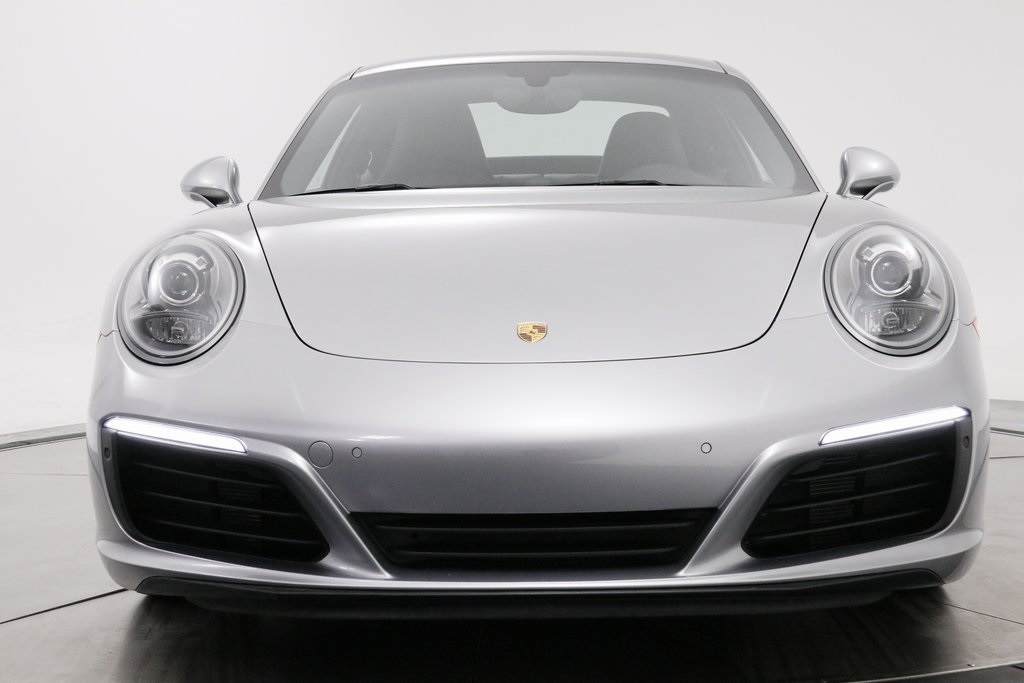 Certified Pre-Owned 2017 Porsche 911 Carrera S