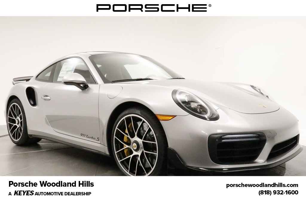 new 2019 porsche 911 turbo s 2d coupe in woodland hills. Black Bedroom Furniture Sets. Home Design Ideas