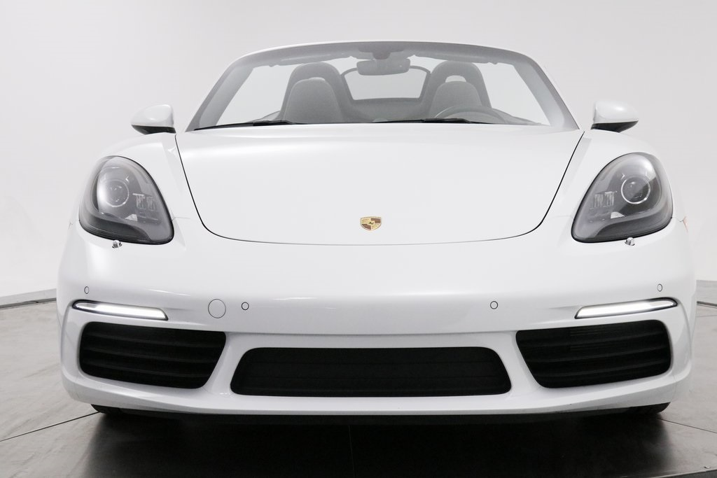 Certified Pre-Owned 2019 Porsche 718 Boxster Base