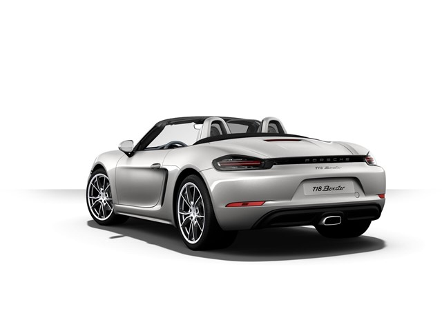 New 2019 Porsche 718 Boxster Roadster In Woodland Hills Porsche