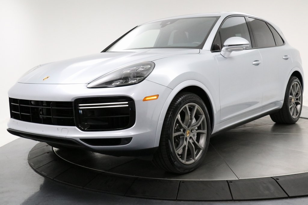 Certified Pre-Owned 2019 Porsche Cayenne Turbo